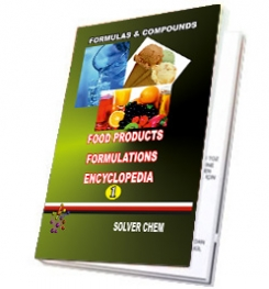 FOOD PRODUCTS FORMULATIONS ENCYCLOPEDIA -  1