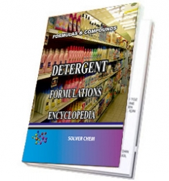 DETERGENT FORMULATIONS ENCYCLOPEDIA